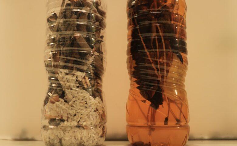 DIY: Ο ήχος της βροχής σε ένα μπουκάλι!