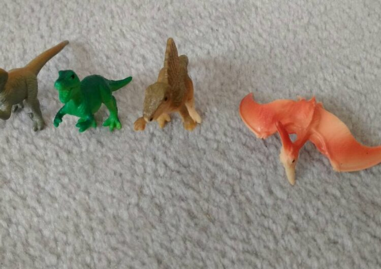 10 Δραστηριότητες με θέμα τους δεινόσαυρους