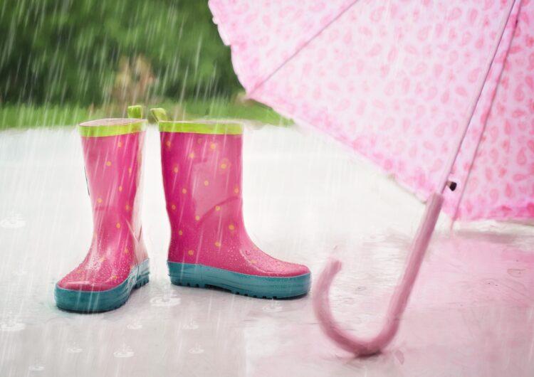 5+1 παιδικά τραγούδια για την βροχή