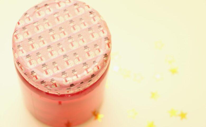 Χαλαρωτικό βάζο: Κόκκινο