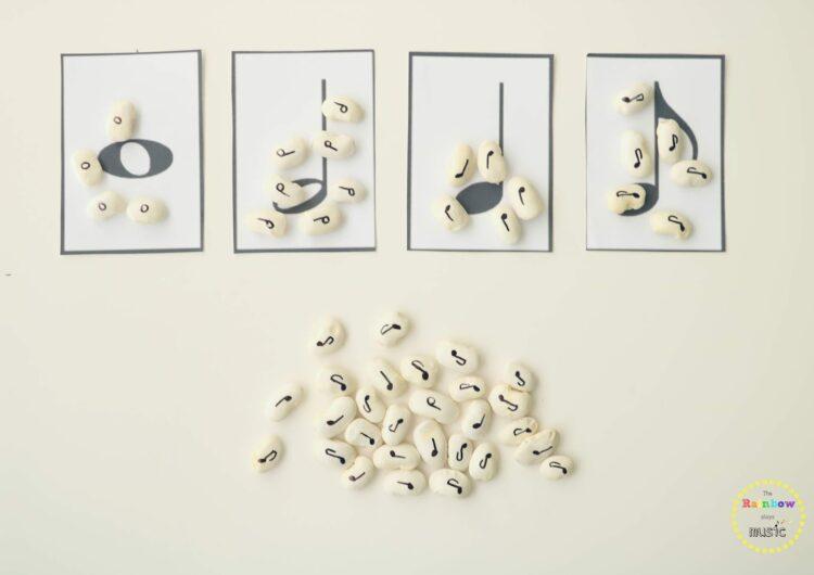 DIY: Μουσικό φασουλο-παιχνίδι