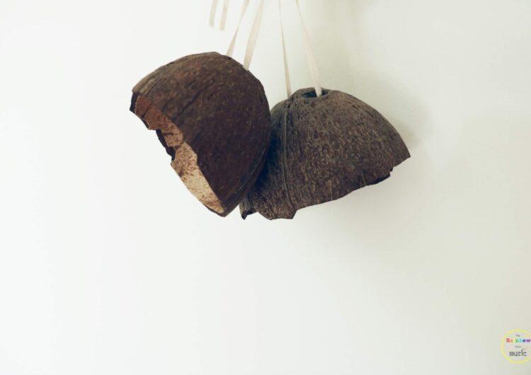 DIY: Μουσικές καρύδες