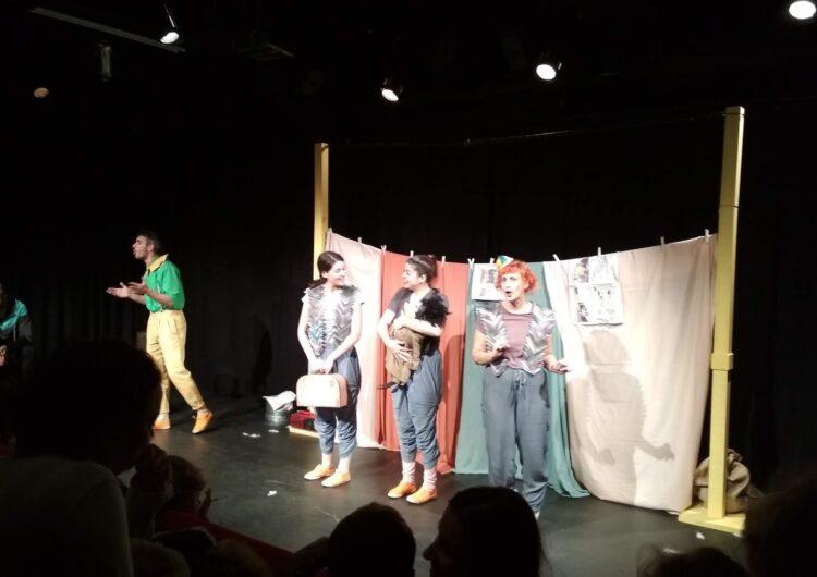 Θέατρο: Ο Λευτέρης, ένα περιστέρι δίχως ταίρι