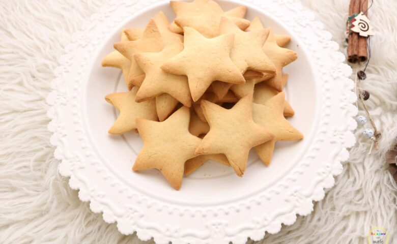 Συνταγή: Χριστουγεννιάτικα Παιδικά Μπισκότα