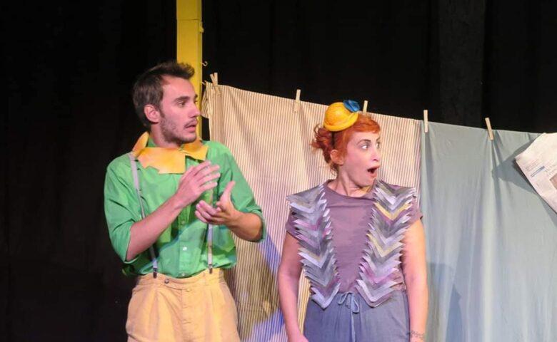 Θέατρο: Ο Λευτέρης, ένα περιστέρι δίχως ταίρι για 2η χρονιά στο θέατρο Άβατον