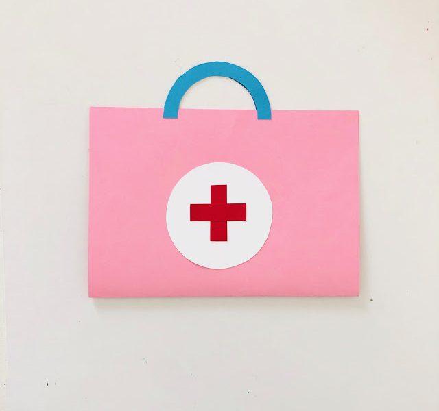 Γινόμαστε γιατροί φτιάχνοντας την δική μας ιατρική τσάντα!