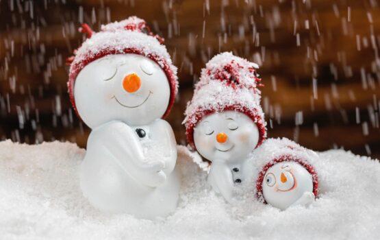10 Παιδικά Τραγούδια για το Χιόνι