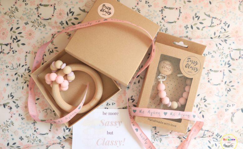 Τα πιο Sassy & Classy χειροποίητα αξεσουάρ για το μωρό