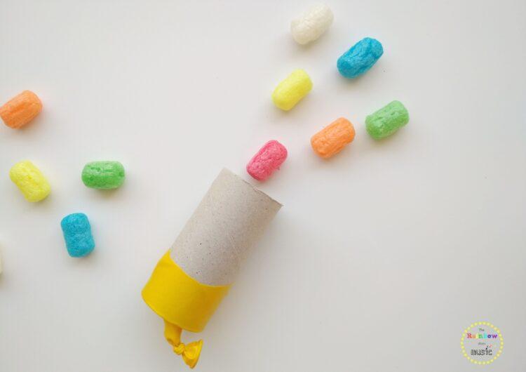Εκτοξευτής confetti για πάρτι